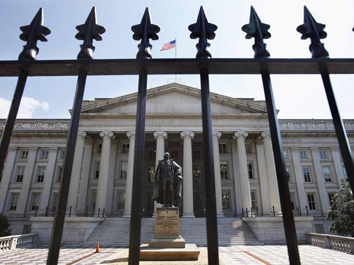 В Минфине США заявили, что новые санкции не повлияют на госдолг России