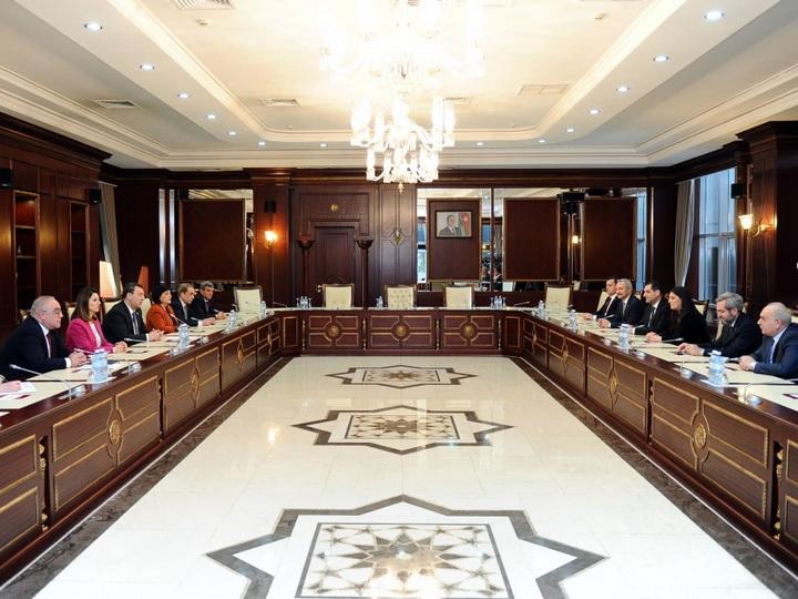 Самед Сеидов: Отношения дружбы и братства между Азербайджаном и Турцией успешно развиваются - ФОТО