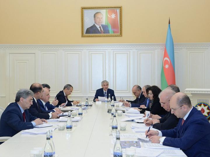 В Кабинете Министров состоялось очередное заседание Комиссии по регулированию и координации трудовых отношений