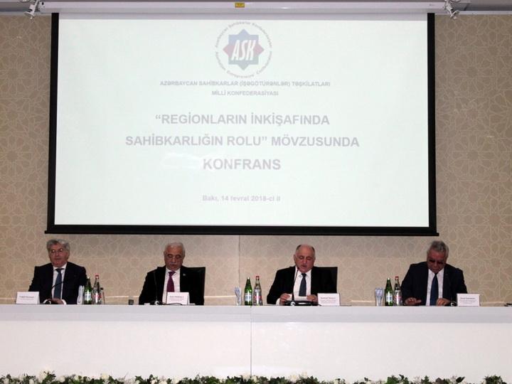 Предприниматели уверены, что под руководством Президента Ильхама Алиева развитие Азербайджана еще более ускорится - ФОТО