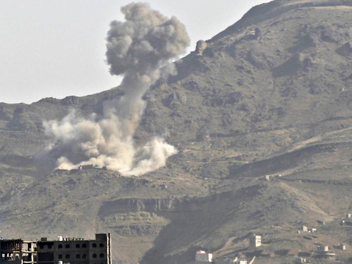 В результате авиаудара в Йемене погиб лидер хуситов
