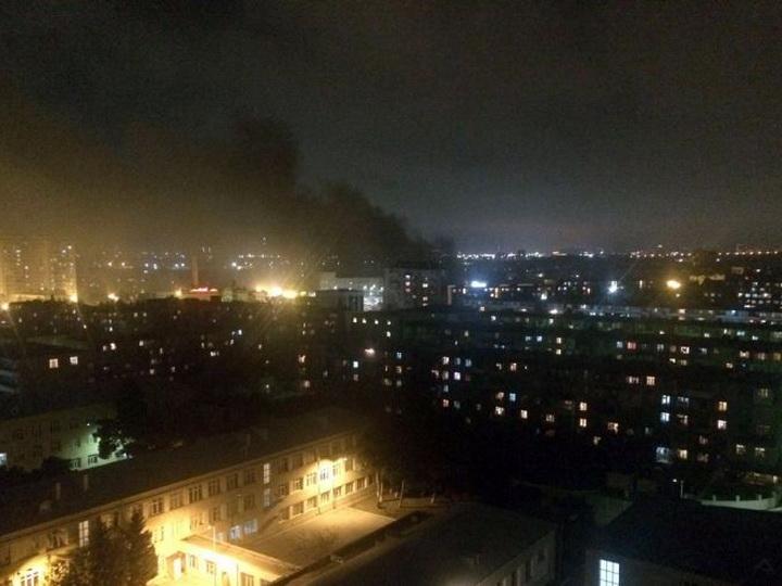 Стали известны новые подробности мощного взрыва в Баку - ФОТО - ВИДЕО - ОБНОВЛЕНО