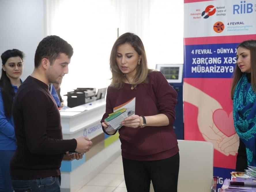 Во Всемирный день борьбы против рака в Азербайджане проводится кампания