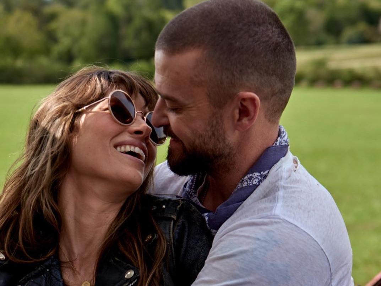 Джастин Тимберлейк снял в новом клипе любимую жену – ФОТО – ВИДЕО