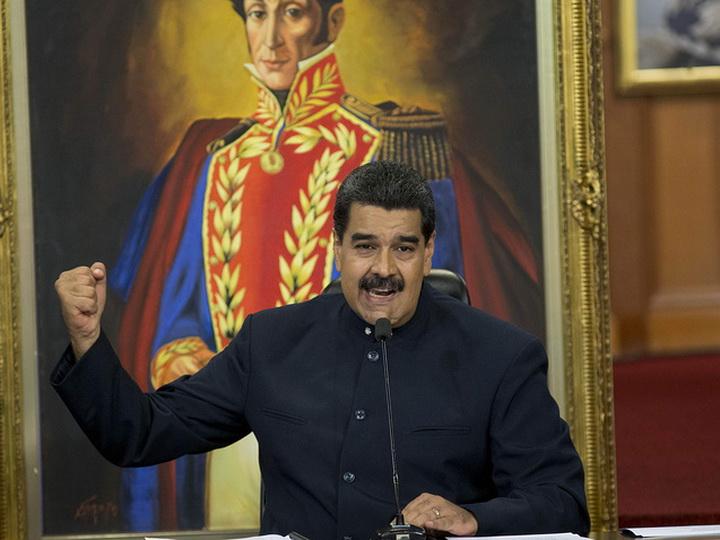 Мадуро: в Венесуэле не произойдет государственного переворота   Подробнее на ТАСС: http://tass.ru/mezhdunarodnaya-panorama/4959254