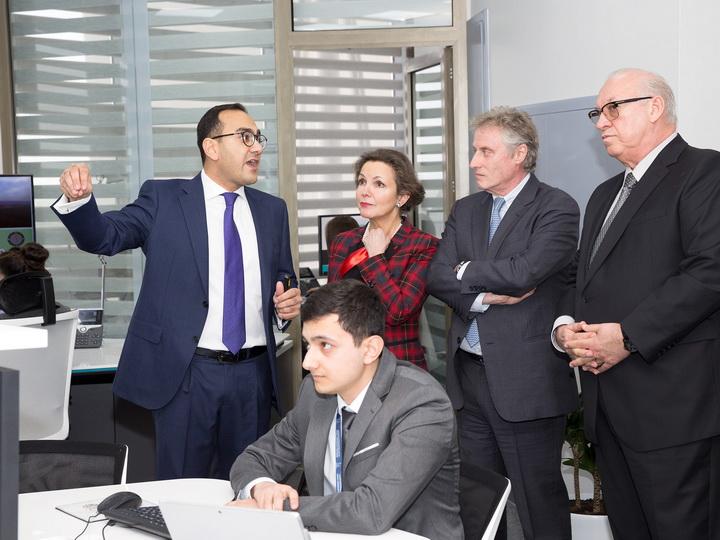 Очередной успех гражданской авиации Азербайджана: В Международном аэропорту Гейдар Алиев открылся Центр ASEC - ФОТО