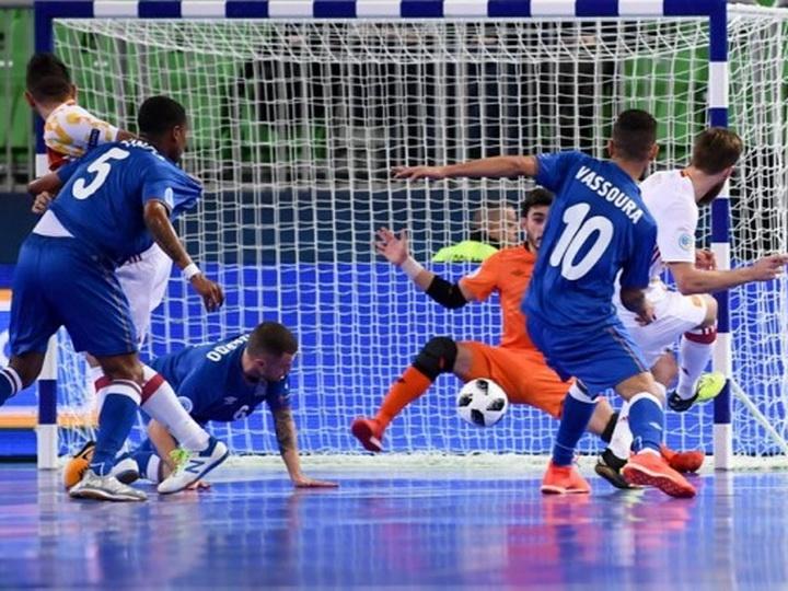 Азербайджан проиграл Испании и сыграет в четвертьфинале Евро с Португалией - ФОТО