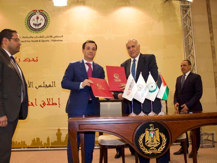 Мусульманские страны выразили Палестине всеобщую поддержку – ФОТО