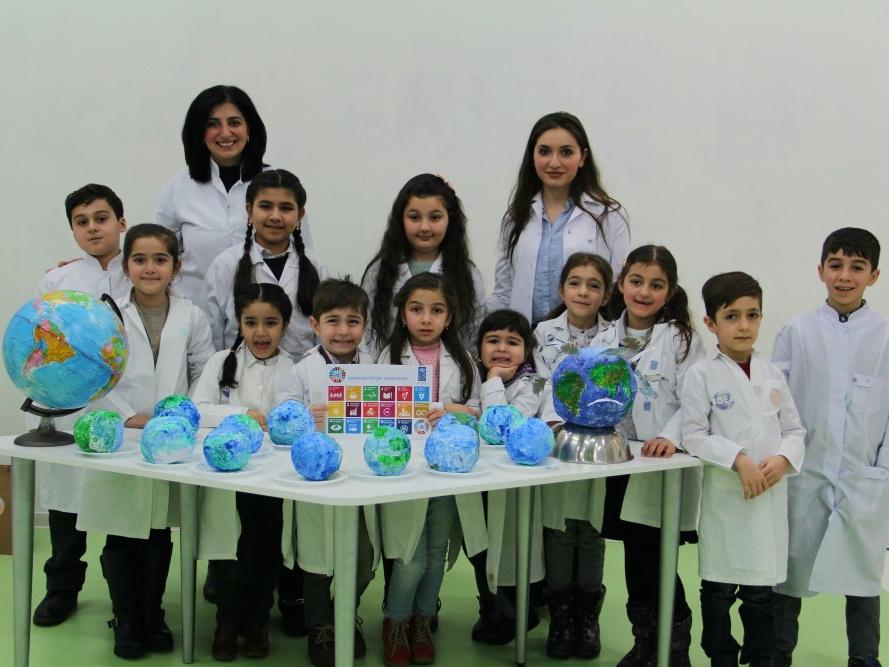 В рамках проекта «Экологическая лаборатория для детей» проведен очередной тренинг – ФОТО