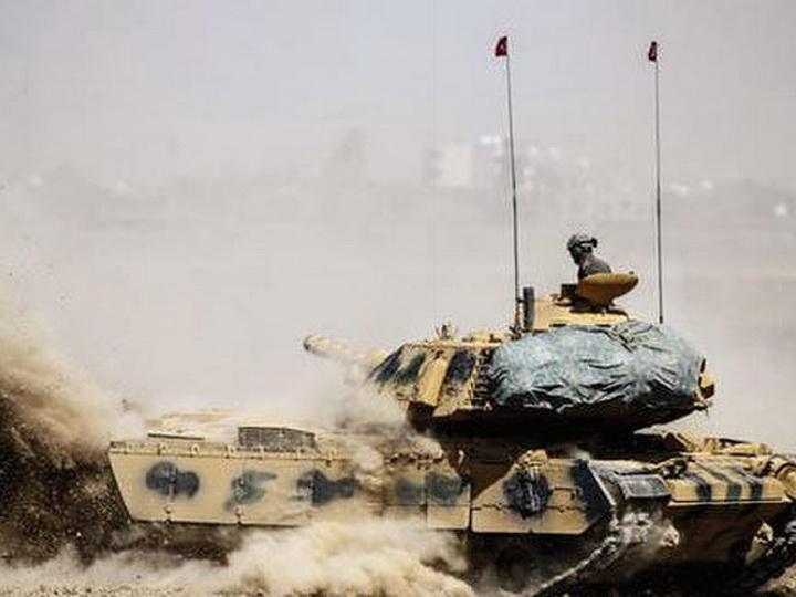 В Африне погибли двое турецких военных
