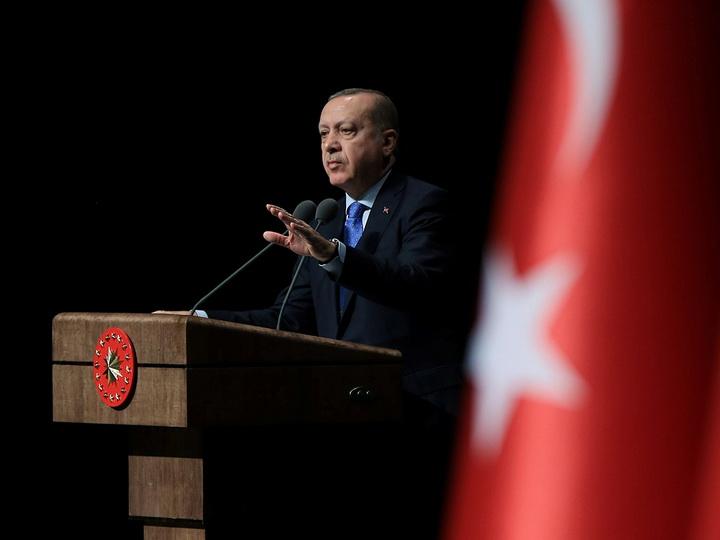 Эрдоган назвал причину покупки С-400 у России