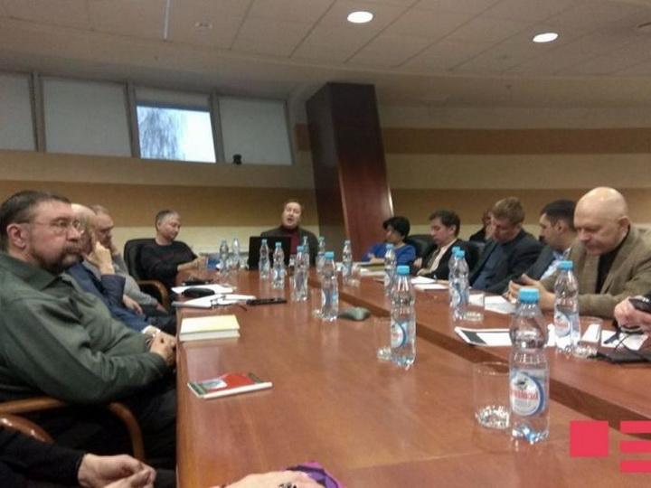 На проходящем в Москве мероприятии предотвращена провокация против Азербайджана - ФОТО