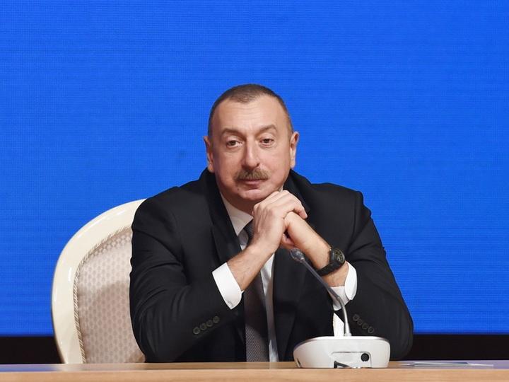 Президент Ильхам Алиев: Сегодня Азербайджан является одной из самых стабильных стран в мировом масштабе — ФОТО