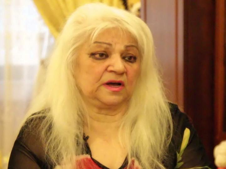 Скончалась народная артистка Азербайджана Зярнигяр Агакишиева