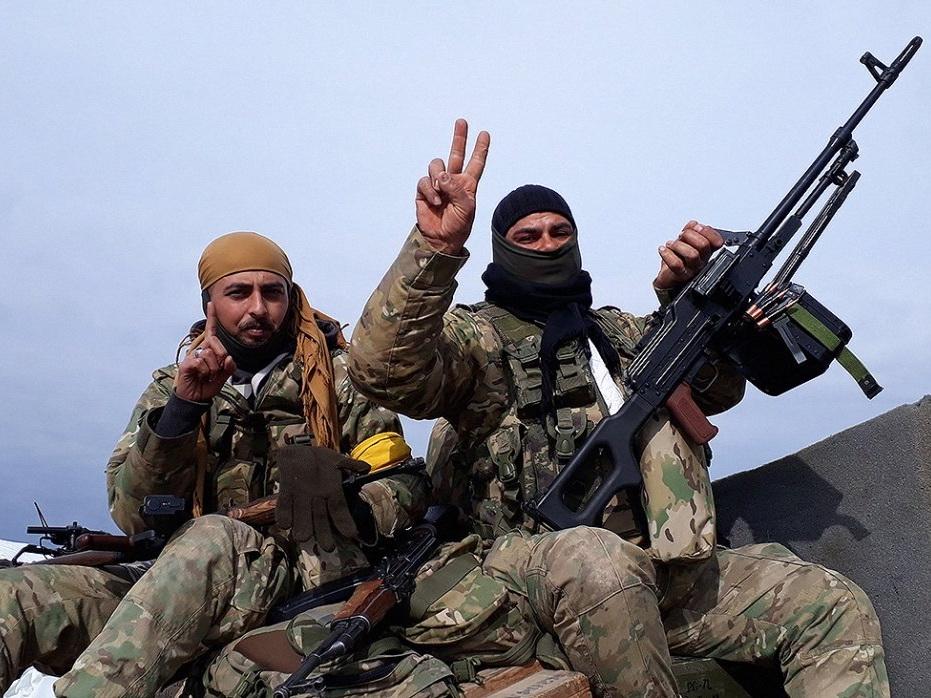 В Идлибе при минометном обстреле погиб турецкий военный