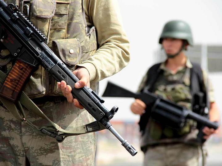 В Сирии стал шехидом турецкий военнослужащий