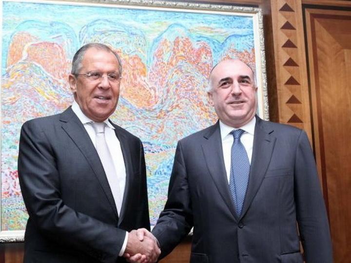 Состоялся телефонный разговор между главами МИД Азербайджана и России