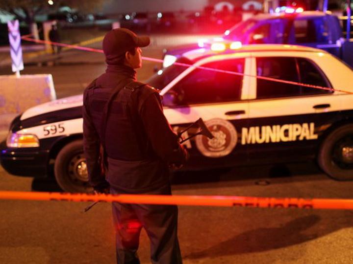 В одном из ресторанов Мексики бандиты расстреляли шесть человек