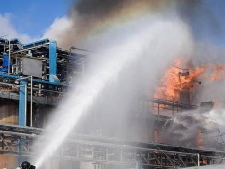 В Италии прогремел взрыв на заводе по переработке химических отходов