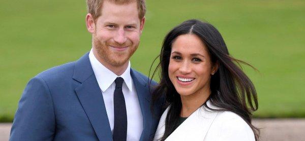 Свадебный поцелуй: Принц Гарри и Меган Маркл на свадьбе впервые покажут свои чувства