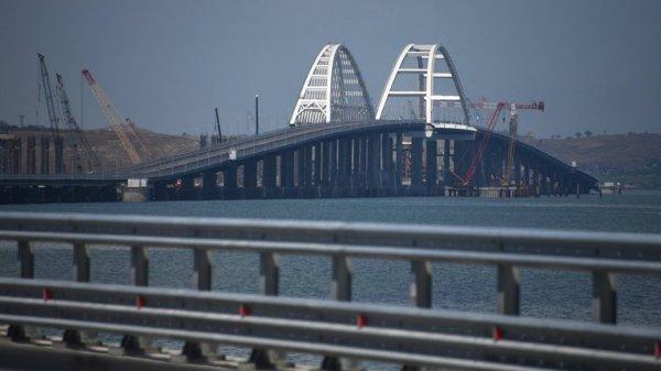 Крымский мост превзошел суточный рекорд паромной переправы за 12 часов