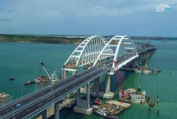 В Сети озвучили правила проезда по Крымскому мосту
