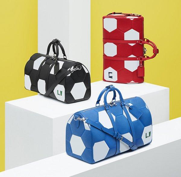 Louis Vuitton выпустили коллекцию в честь Чемпионата мира по футболу
