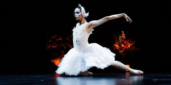 Прима-балерина Мариинского театра Диана Вишнева стала мамой