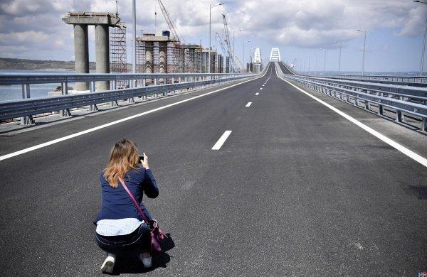Туры на Крымский мост стали продавать турагентства
