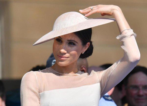 Стало известно, что принц Гарри подарил Меган Маркл на свадьбу
