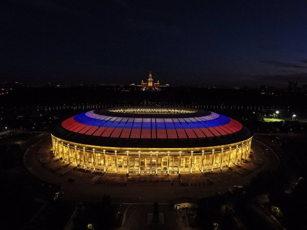К «Лужникам» по канату: В Москве после ЧМ-2018 откроют канатную дорогу