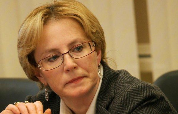Скворцова пообещала исключить американские лекарства из списка контрсанкций