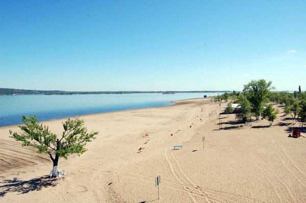 В Саратове 34 пляжа признали непригодными для купания