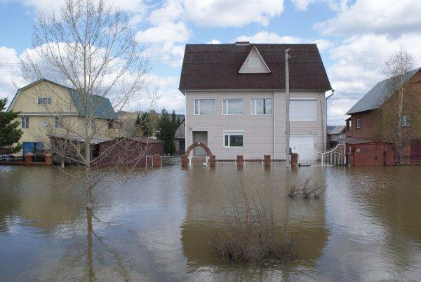 Жители Новокузнецка: «Дома уходят под воду»