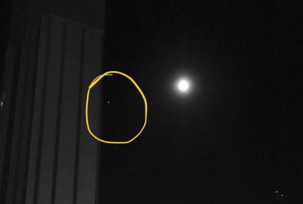 Светящийся самолет пришельцев напугал жителей Ростова