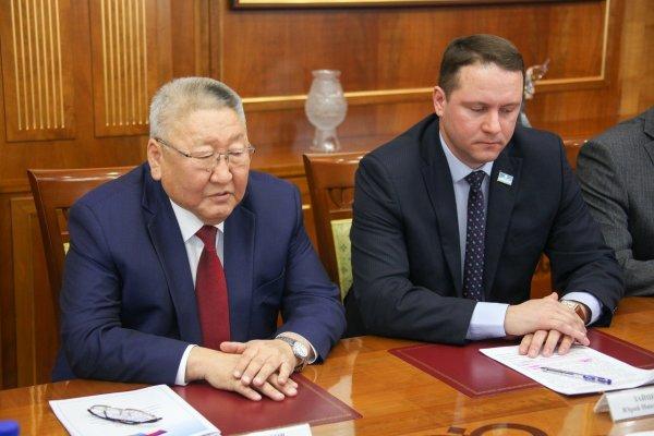 В Якутии экстрасенс предсказала смену главы республики
