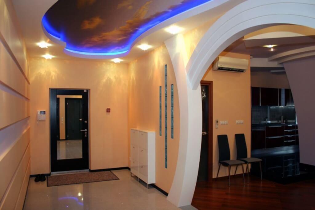 Стильные и красивые дверные арки
