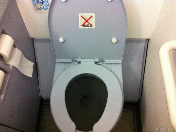 В скором времени длинные туалетные очереди на борту самолета станут былью