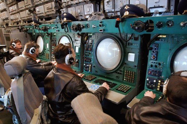 Над крупнейшими городами России появилось радиолокационное поле