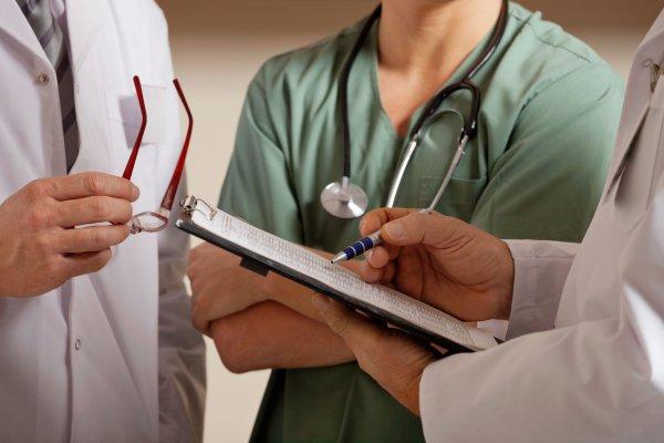 В Томской области зарплату врачей подняли до 72 тысяч рублей