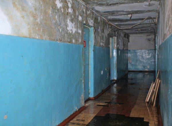 Жители пятиэтажки в Барабинске оказались без крыши над головой