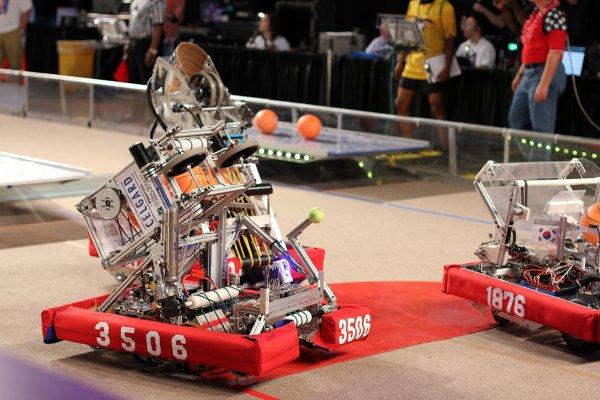 В Якутске пройдут соревнования роботов-сумоистов