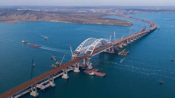 Крымский мост спустя два месяца пересек 1 миллион автомобилей