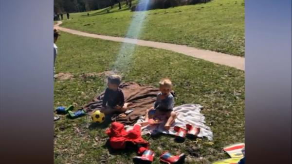 4-летнего ребенка-экстрасенса озарил свет свыше на фото