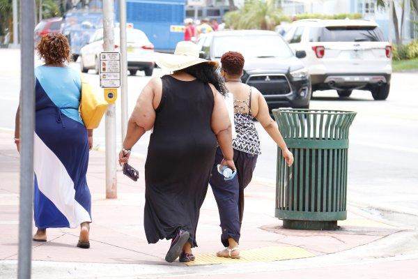 Минздрав назвал ТОП-5 самых «жирных» регионов РФ