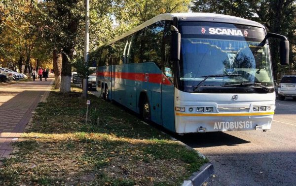 Глава администрации Ростова Виталий Кушнарёв рассказал о своих поездках на работу на автобусах