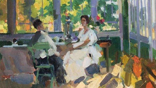 Картину Коровина продали в Верноне за 560 тысяч евро