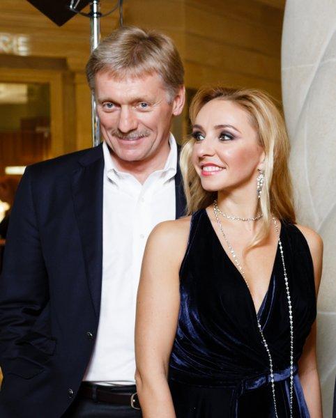 Татьяна Навка и Дмитрий Песков трогательно отметили годовщину свадьбы