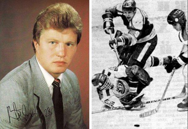 Скончался олимпийский чемпион по хоккею Виктор Тюменев