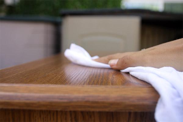 Как ухаживать за мебелью из ДСП